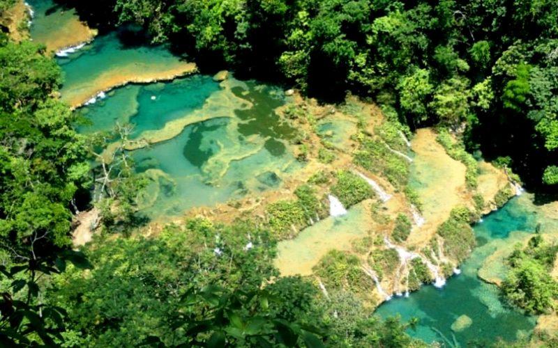 Národný Park Semuc Champey