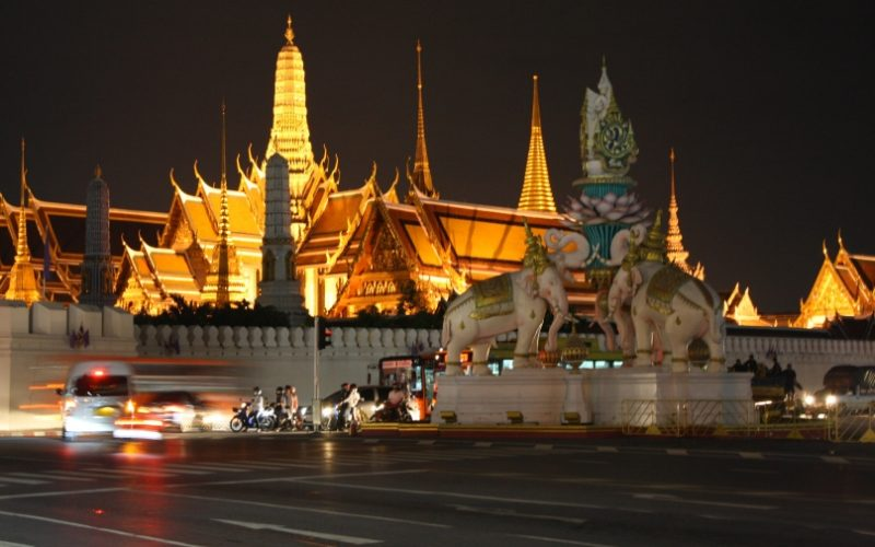 Národný Park Khao Yai a Bangkok