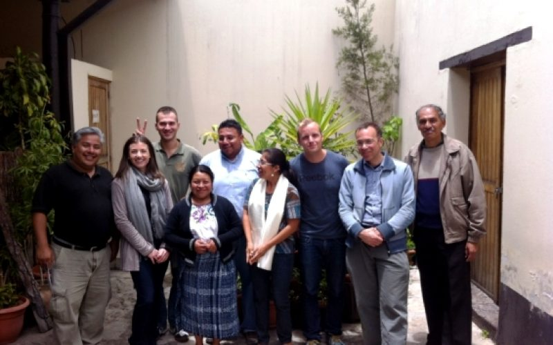 Týždeň španielčiny v Quetzaltenango