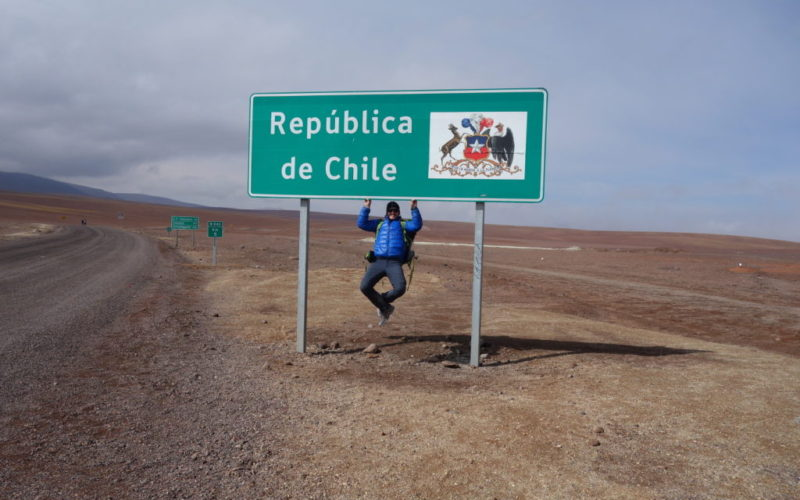 welcome chile