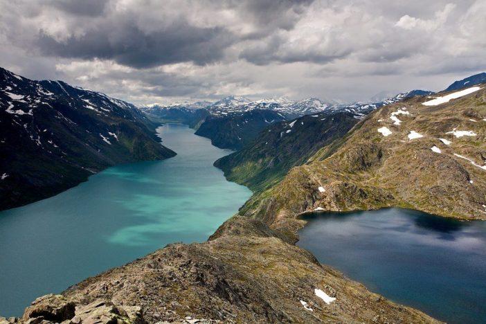 Nórsko a prvá túra cez Besseggen