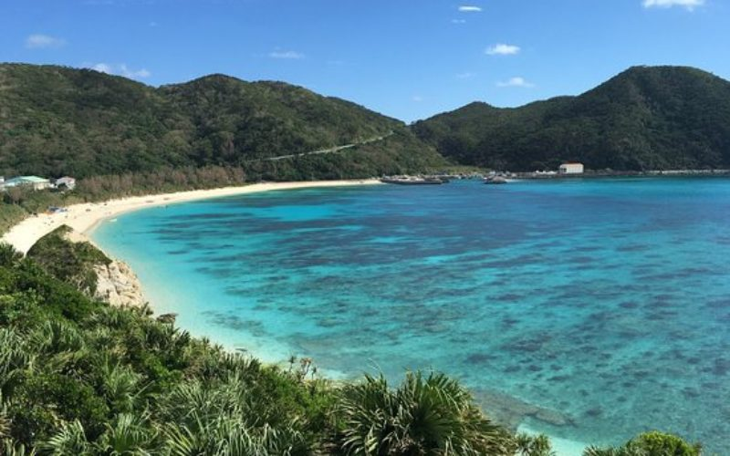 Týždeň na ostrove Okinawa, 2. časť